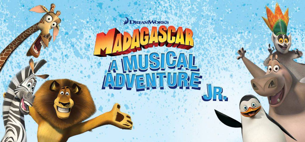 CAP Youth Theatre presents: Madagascar - A Musical Adventure