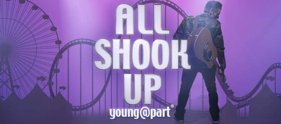 Cast Announced for All Shook Up!